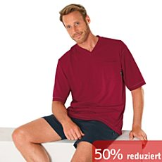 Hajo Single-Jersey Herren-T-Shirt