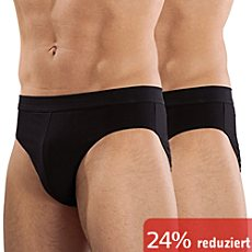 Erwin Müller Single-Jersey Slip im 2er-Pack
