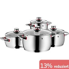 WMF Topf-Set Quality One 8-teilig