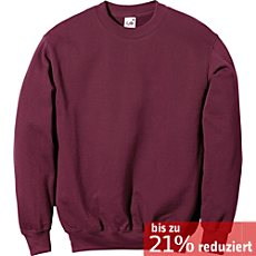 Fruit of the Loom Sweatshirt  für Sie & Ihn