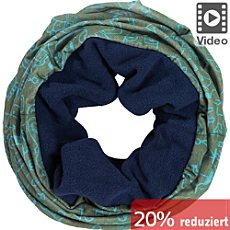 Twister by Lässig Multifunktionstuch mit Fleece