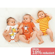 Baby Butt Body im 3er-Pack