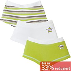 Kinderbutt Pants im 3er-Pack