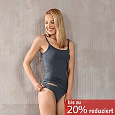 laritaM Single-Jersey Bikinislip im 2er-Pack