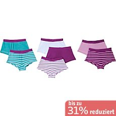 Kinderbutt Pants im 7er-Pack