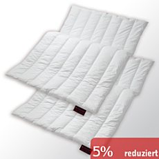 Centa-Star Vital PLUS Duo-Steppbett im 2er-Pack