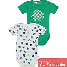 Kanz Interlock Baby-Body im 2er-Pack