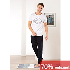 Esprit Mix & Match Single-Jersey Herren-T-Shirt
