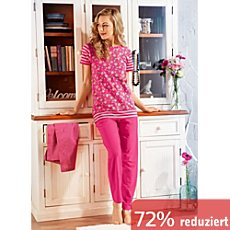 Erwin Müller Mix & Match Single-Jersey Damen-Hose lang