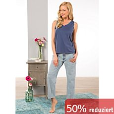 Erwin Müller Mix & Match Single-Jersey Damen-7/8-Hose