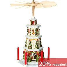 Villeroy & Boch Weihnachtspyramide Christmas Toy´s Memory