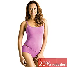 Pompadour Single-Jersey Damen-Unterhemd
