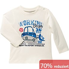 Blue Seven Single-Jersey Langarmshirt
