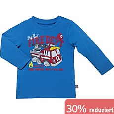 Blue Seven Single-Jersey Baby-Langarmshirt
