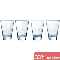Whiskyglas im 4er-Pack