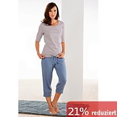 Schiesser Mix&Relax Single-Jersey Damen-T-Shirt