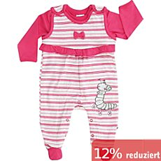 Jacky Baby Single-Jersey Strampler-Set 2-teilig
