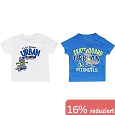Boley Interlock-Jersey T-Shirt im 2er-Pack