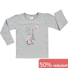Boley Interlock-Jersey Kinder-Langarmshirt