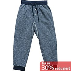 Kinderbutt Single-Jersey Jogginghose