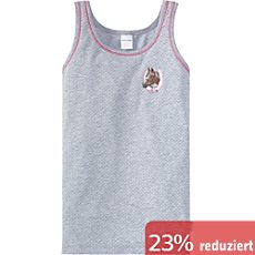 Schiesser Single-Jersey Kinder-Unterhemd
