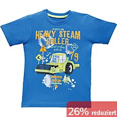 Blue Seven Single-Jersey T-Shirt