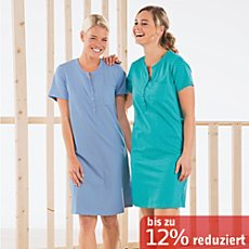 laritaM Single-Jersey Nachthemd im 2er-Pack