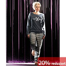 Rebelle Single-Jersey Schlafanzug