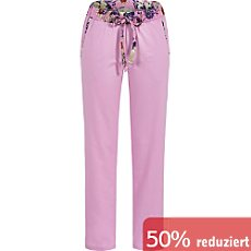 Bloomy by Ringella Mix & Match Single-Jersey Damen-Hose, lang
