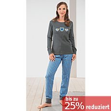 laritaM Single-Jersey Schlafanzug