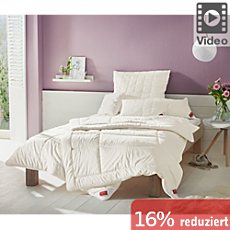 Hefel Wellness Zirbe Duo-Steppbett