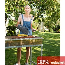REDEST Grill-/Kamin-/Ofenhandschuh extralang