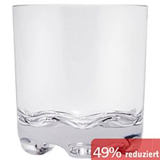 QSquared Whiskyglas, bruchsicher