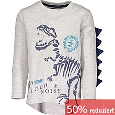 Blue Seven Single-Jersey Kinder-Langarmshirt