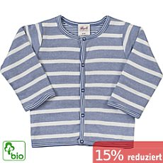 People Single-Jersey Bio Baby-Wendejacke