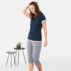 ESPRIT Single-Jersey Shorty