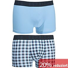 ESPRIT Single-Jersey Herren-Pants im 2er-Pack