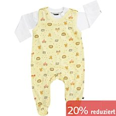 Jacky Single-Jersey Strampler-Set 2-teilig
