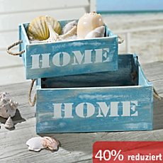 Kiste Home im 2er-Pack