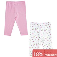 Boley Jersey Leggings im 2er-Pack