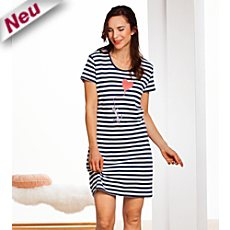 ESPRIT Single-Jersey Nachthemd