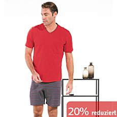 Schiesser Single-Jersey Shorty