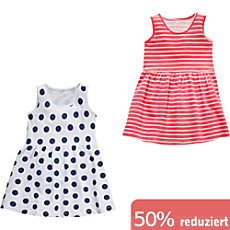 Knot so bad Kinder-Kleid im 2er-Pack
