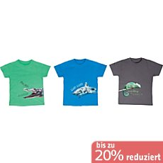 Erwin Müller Single-Jersey T-Shirt im 3er-Pack