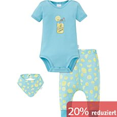Schiesser 3-teiliges Baby-Set