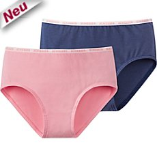 Schiesser Single-Jersey Slip im 3er-pack