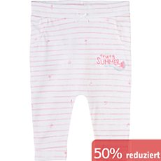 Eat Ants by Sanetta Single-Jersey Baby-Hose lang