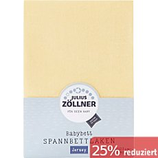 Julius Zöllner Single-Jersey Kinder-Spannbettlaken
