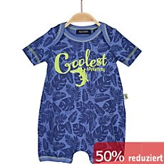 Blue Seven Single-Jersey Spieler