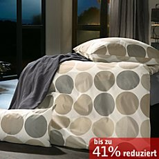bettw sche in braun beige erwin m ller. Black Bedroom Furniture Sets. Home Design Ideas